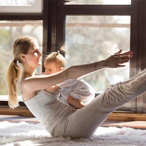 Cursussen na de bevalling